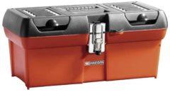 Rode FACOM FACO gereedschapkist/tas koffer, kunstst, rd, (hxbxd) 185x410x199mm