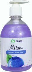 Grass Benelux Grass Milana Bosbessen in Yoghurt Handzeep - 500ml - Met Pompje
