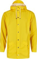 Gele Rains Jacket 1201 Regenjas - Unisex - Yellow