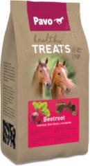Pavo Healty Treats 1 kg - Paardensnack - Rode Biet