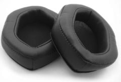 V-Moda XL Memory Ohrpolster, schwarz (1 Paar)
