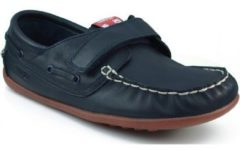 Blauwe Bootschoenen Camper CAMPER S KRYPTON DENIM WAY HONEY