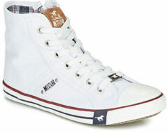 Witte Sneakers Mavon by Mustang shoes