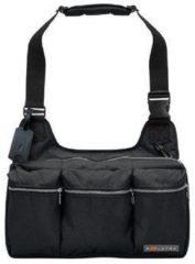 KOELSTRA Buddybag - Luiertas / Verzoringstas - Zwart