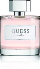 Guess Woman 1981 100 ml - Eau de Toilette - Damesparfum