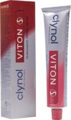 Clynol Viton S Permanent Creme Color 60ml - Haarkleur - Blonde - Rood - 60ml - Pastel Tone Anti Gold