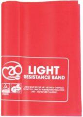 Rode Fitness-Mad Weerstandsband Licht