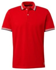 Rode Tom Tailor heren polo