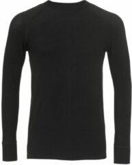 Zwarte HEMA Heren Thermo T-shirt (Zwart)