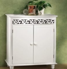 Somultishop Monzana Commode-Kabinet-in-Wit