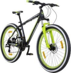 Galano Infinity 27,5 Zoll 650B MTB Mountainbike Scheibenbremsen Shimano... schwarz/grün