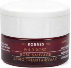 KORRES Wild Rose Advanced Repair Sleeping Facial All Skin Types 40 ml
