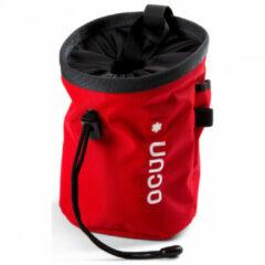 Ocun - Cahlkbag Push + Belt - Pofzakje rood/zwart