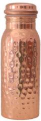 Forrest and Love Forrest & Love handgemaakte koperen waterfles Hammered (600ML)