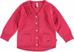 Roze Babyface Meisjes Vest - ROSE - Maat 80