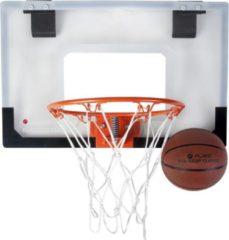 Witte Pure2Improve Fun Basketbal Set Classic