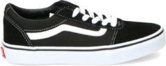 Vans Youth Ward kinder sneaker - Zwart wit - Maat 39