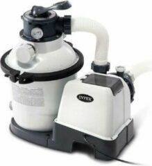 Intex zandpomp voor zwembaden - 4500 liter per uur - zandfilter pomp