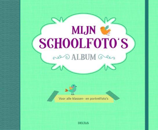 Afbeelding van Bruna Mijn schoolfoto's album - Boek ZNU (9044745166)
