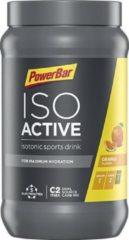 Powerbar Voedingssupplementen Powerbar Sportvoeding Isotone Sportdrank Isoactive Orange