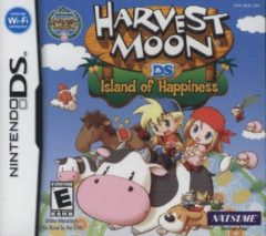 Microsoft Harvest Moon Island of Happiness (#) /NDS