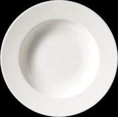 Witte DIBBERN - White Classic - Diep Bord 23cm Rand