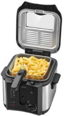 Clatronic Deep Fat Fryer 1600 Watt FR 3649 black - Clatronic