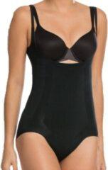 Zwarte Spanx Body Open-Bust OnCore | Black Body Open-Bust OnCore | Black Body M