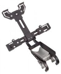 Zwarte Tacx stuurbeugel voor tablet - Reserveonderdelen fietstrainers