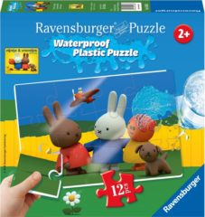 Ravensburger nijntje nijntje waterproof plastic legpuzzel 12 stukjes