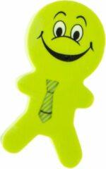 Lg-imports Gum Poppetjes Junior 6 Cm Rubber Groen 2 Stuks