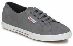 Grijze Lage Sneakers Superga 2950