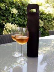 KOOZIE.EU - Wijnkoeler - zwart - isolerend - water - Champagne - koeler