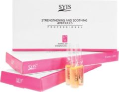 DermaSyis Strengthening And Soothing Ampoules 10 x 3ml.