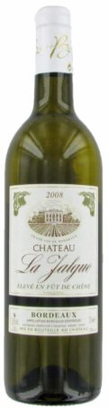 Afbeelding van Chateau La Jalgue Cuvée Vitis Blanc, 2019, Bordeaux, Frankrijk, Witte Wijn