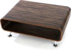 Heute-wohnen Couchtisch Tisch Loungetisch Club Tisch Perugia XXL, 33x60,5x90 cm