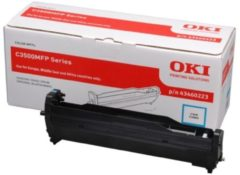 OKI Cyan Image Drum for C3520/C3530 MFPs 15000pagina's CyaanMHz