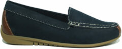 Gabor Best Fitting Blauwe Mocassins Dames 40