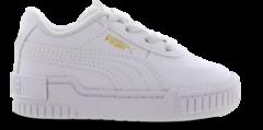 Witte Puma Cali Sport - Baby Schoenen