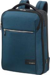 "Turquoise ""Samsonite Laptoprugzak - Litepoint Lapt. Backpack 17.3"""" Exp Peacock"""