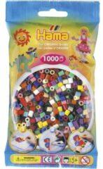 Witte Hama Strijkkralen 1000 Stuks Assortie 2
