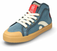 Grand Step Shoes - Taylor - Sneakers maat 39, blauw/bruin