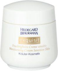 Hildegard Braukmann Pflege Exquisit Feuchtigkeits Creme Sensitiv 50 ml