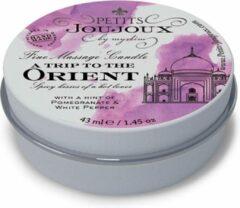 Petits Joujoux - Massagekaars Orient 33 gram