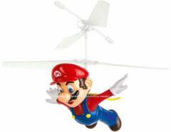 Rode Carrera Go! Super Mario World Op Afstand Bestuurbare Vliegende Mario