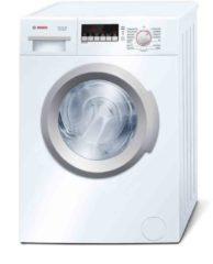Waschmaschine Frontlader WAB282H2 (6 Kg, 1400 U/min, 153 kWh, A+++) Bosch weiß