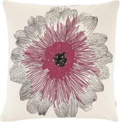 Paarse Dutch Decor kussenhoes Getz - 45x45 cm - Fuchsia