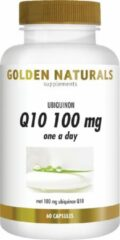 Golden Naturals Q10 100 mg (60 softgel capsules)