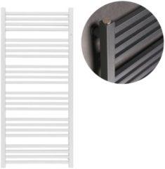 HD Heating Handdoekradiator Bonn Wit Of Graphite In 4 Verschillende Maten (Ook in elektrische uitvoering)
