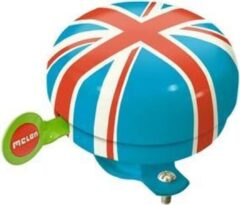 Melon bel Union Jack Summer Sky 60mm blauw/rood